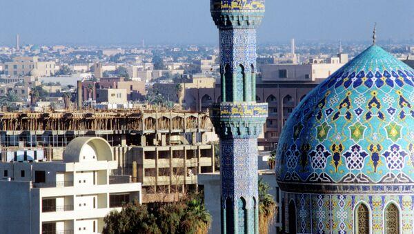 Bagdad, prestonica Iraka - Sputnik Srbija