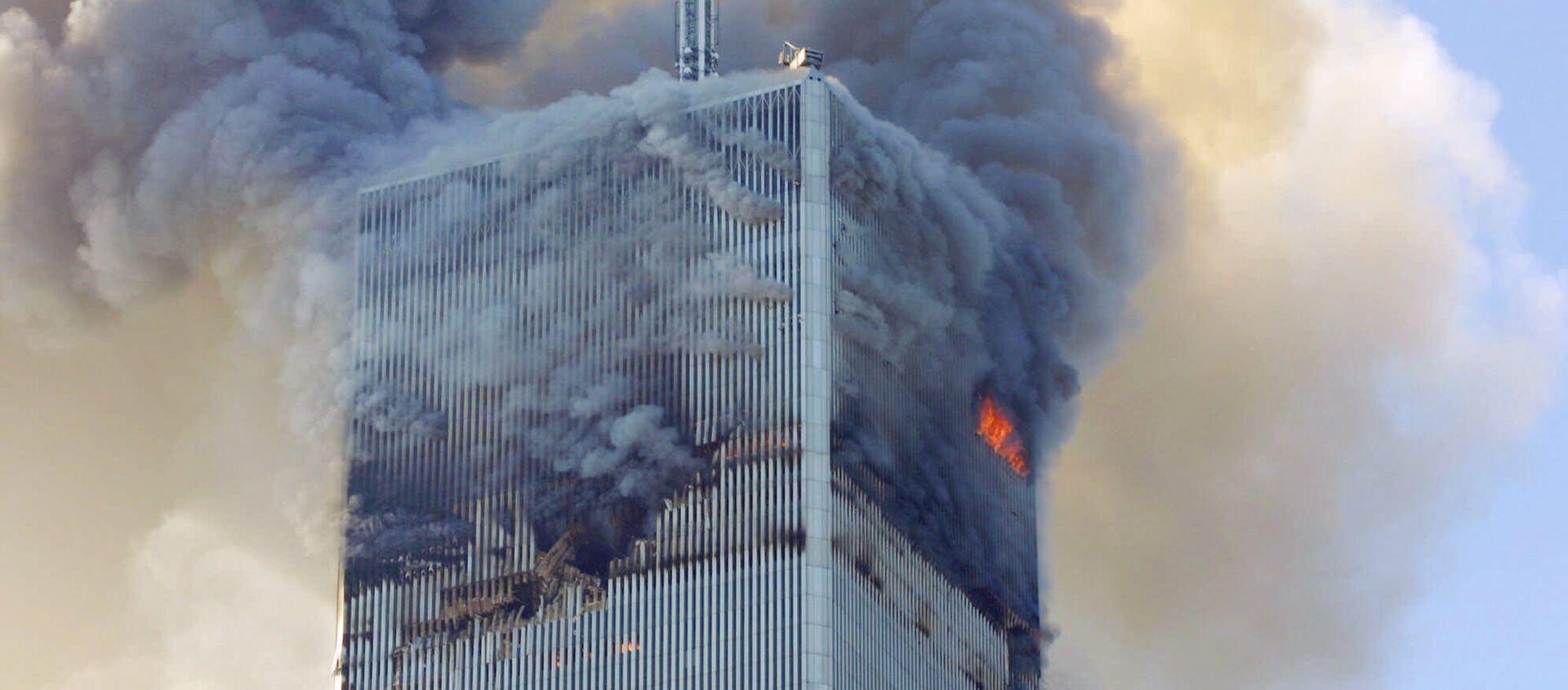 Teroristički napad na Njujork 11. septembra 2001. - Sputnik Srbija, 1920, 24.11.2018
