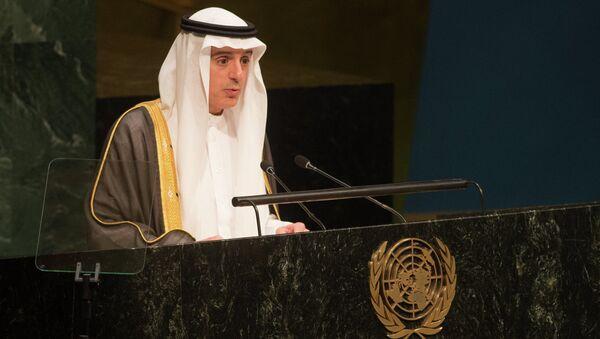Министар спољних послова Саудијске Арабије Адел ал-Џубеир - Sputnik Србија