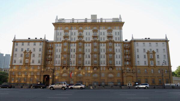 Ambasada SAD u Moskvi - Sputnik Srbija