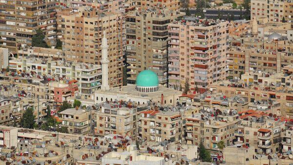 Damask, prestonica Sirije - Sputnik Srbija