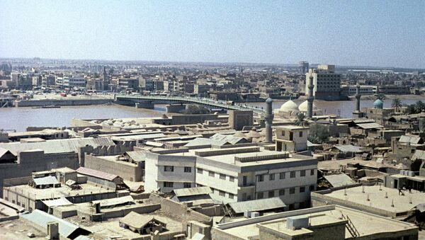 Багдад, престоница Ирака - Sputnik Србија