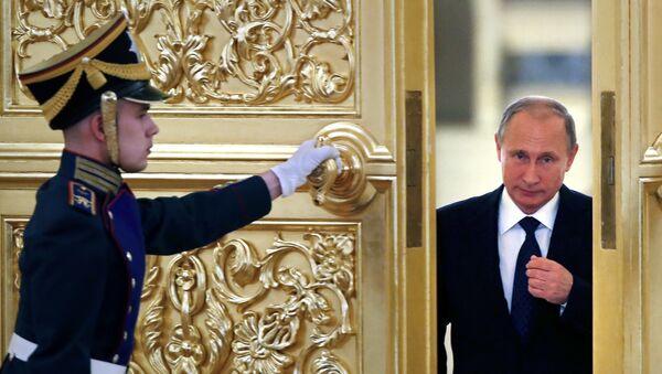 Председник Путин стиже на Савет за људска права - Sputnik Србија