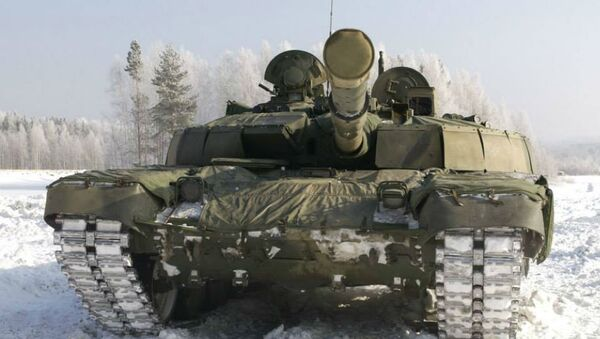 "T-72,  ""Mala praćka"" - Sputnik Srbija"