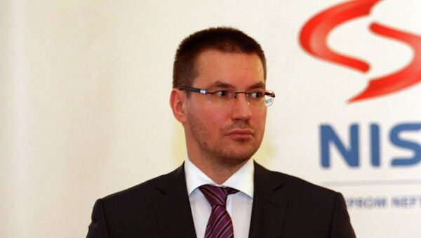 Генерални директор Гаспром Србија Кирил Албертович Кравченко - Sputnik Србија