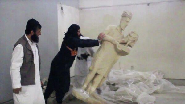 Muzej u Mosulu. - Sputnik Srbija