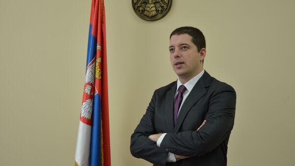 Marko Đurić, direktor Kancelarije za KiM - Sputnik Srbija