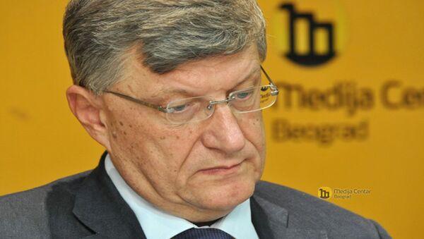 Oliver Antić - Sputnik Srbija