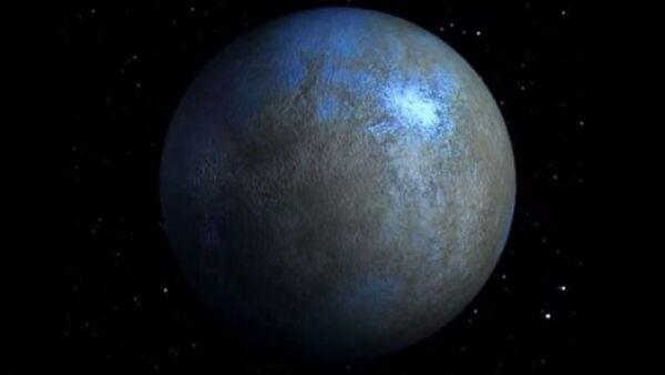 Planeta Cerera, ilustracija - Sputnik Srbija