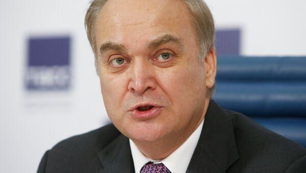 Заменик руског министра одбране Анатолиј Антонов - Sputnik Србија