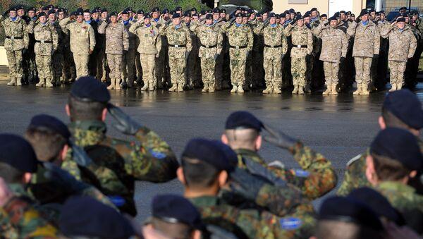Војска ЕУ - Sputnik Србија