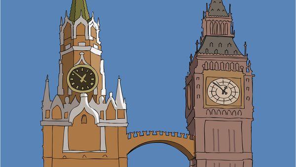 Moskva-London - Sputnik Srbija