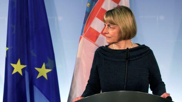 Vesna Pusić - Sputnik Srbija