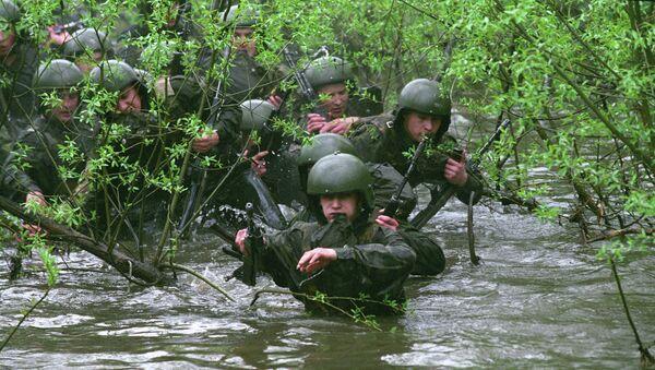 Војска Русије - Sputnik Србија