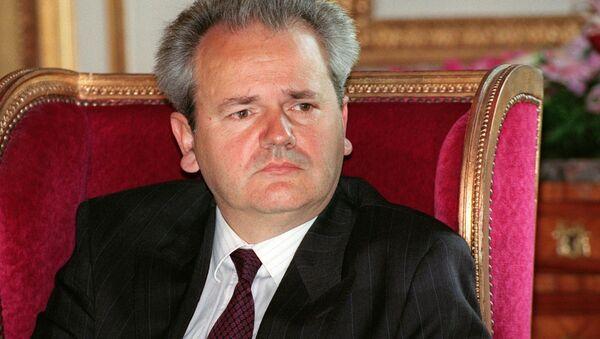 Slobodan Milošević - Sputnik Srbija