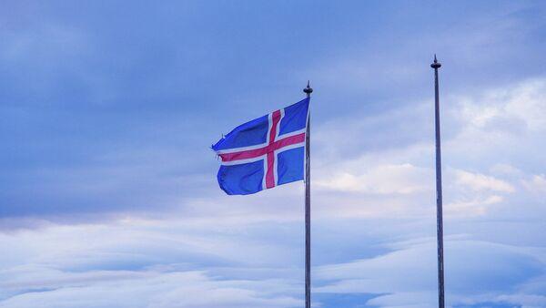 Застава Исланда - Sputnik Србија
