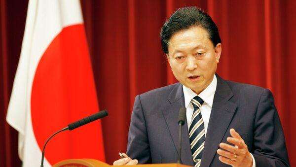 Бивши јапански премијер Хатојама Јукио - Sputnik Србија