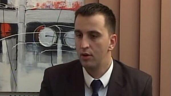 Branimir Stojanović - Sputnik Srbija