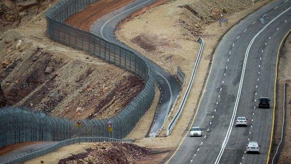 Ograda duž izraelske granice - Sputnik Srbija