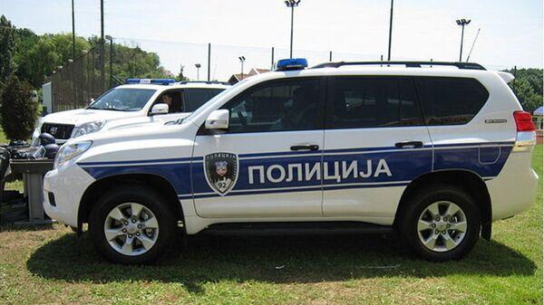 Policija Srbije - Sputnik Srbija