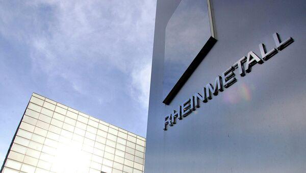 Rheinmetall logo - Sputnik Srbija