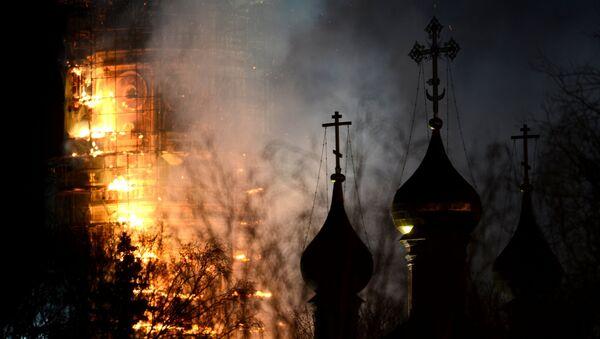 Požar - Sputnik Srbija