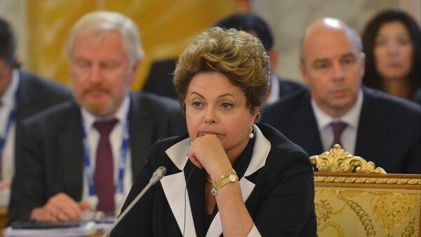 Дилма Русеф - Sputnik Србија
