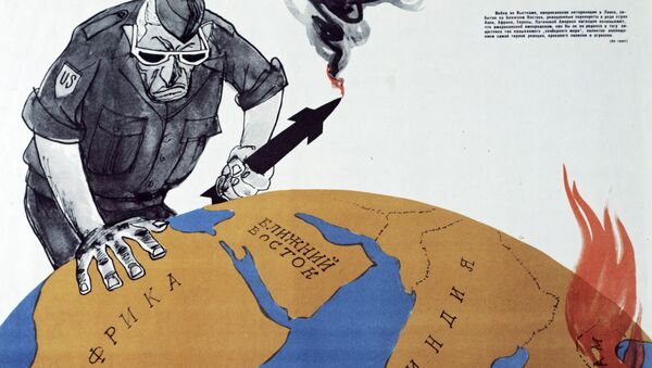 Američka propaganda - Sputnik Srbija
