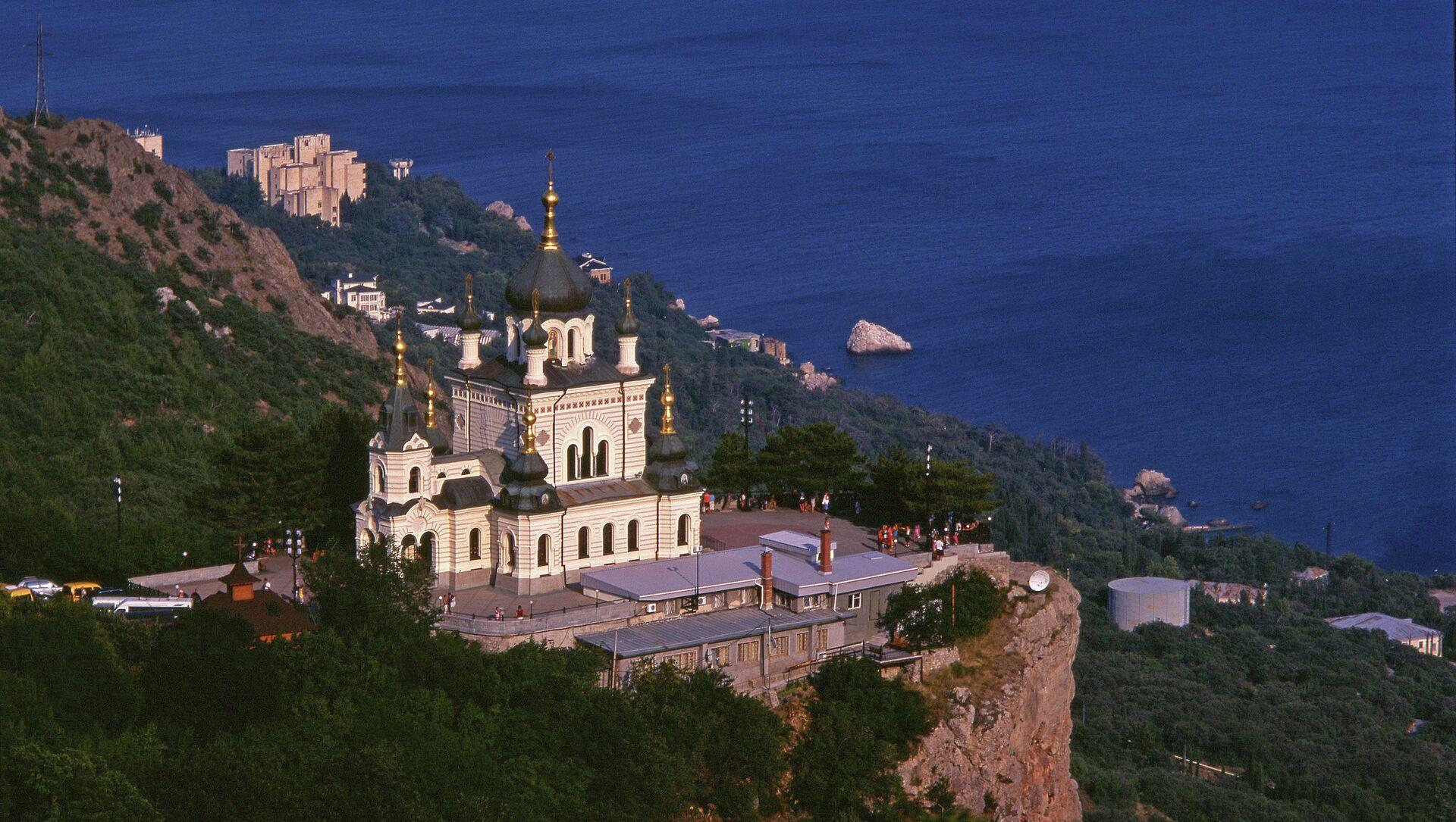 Име Крим потиче из татарског језика и означава тврђаву и стене - Sputnik Србија, 1920, 28.03.2021
