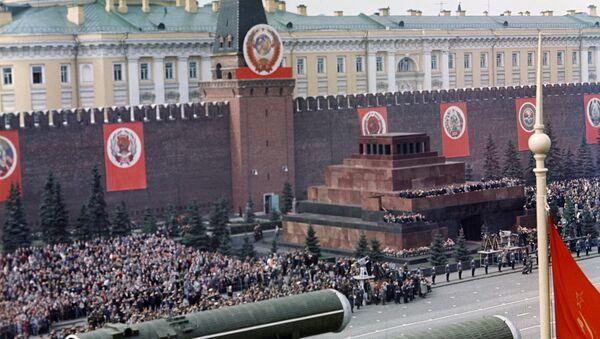 Parada pobede u Moskvi - Sputnik Srbija