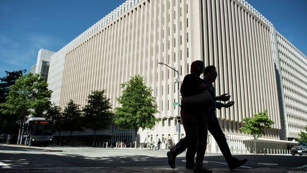 Zgrada Svetske banke u Vašingtonu - Sputnik Srbija