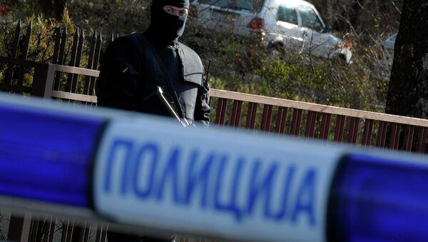 Полиција - Sputnik Србија