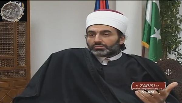 Muftija Muhamed Jusfspahić - Sputnik Srbija