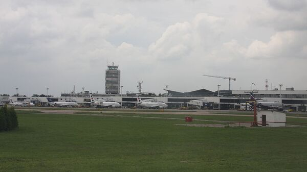 Aerodrom Nikola Tesla - Sputnik Srbija