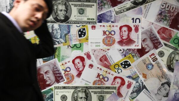 Novac, dolar, evro - Sputnik Srbija