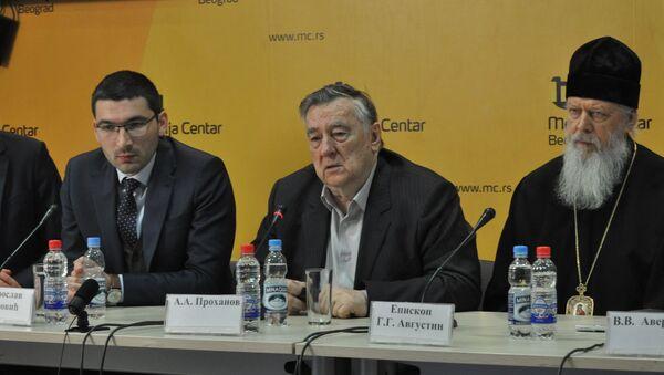 Александар Проханов - Sputnik Србија