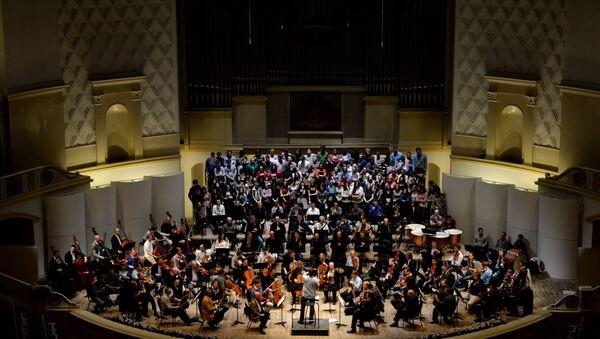 Симфонијски оркестар - Sputnik Србија