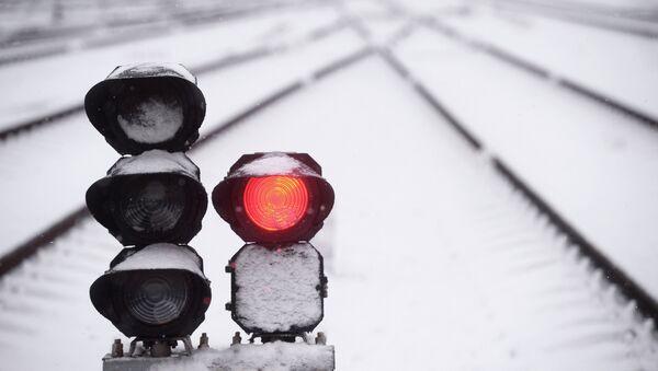 Железница - Sputnik Србија