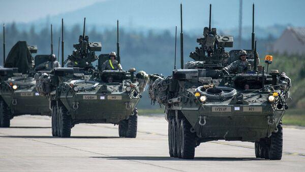 Vojna tehnika NATO - Sputnik Srbija