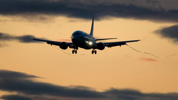 Авион боинг 737 - Sputnik Србија