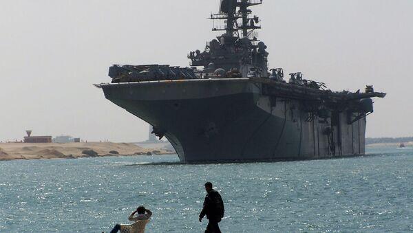 Američki brod - USS Iwo Jima - Sputnik Srbija