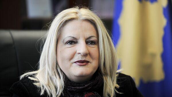 Edita Tahiri - Sputnik Srbija