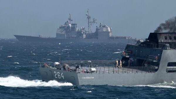 Амерички бродови у Црном мору - Sputnik Србија