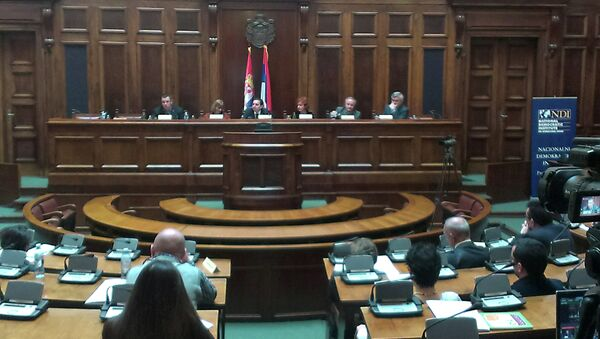 Skupština Republike Srbije - Sputnik Srbija