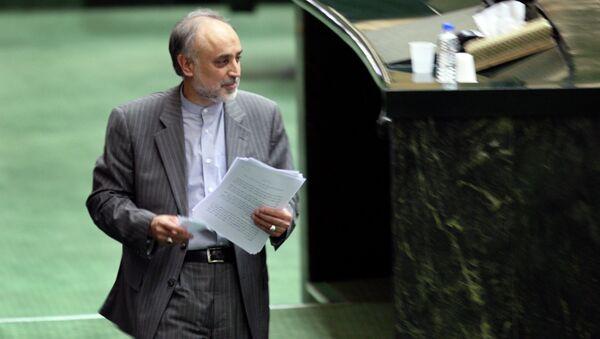 Али Акбар Салехи, председник иранске агенције за атомску енергију - Sputnik Србија