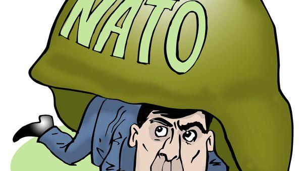 Под заштитом НАТО - Sputnik Србија