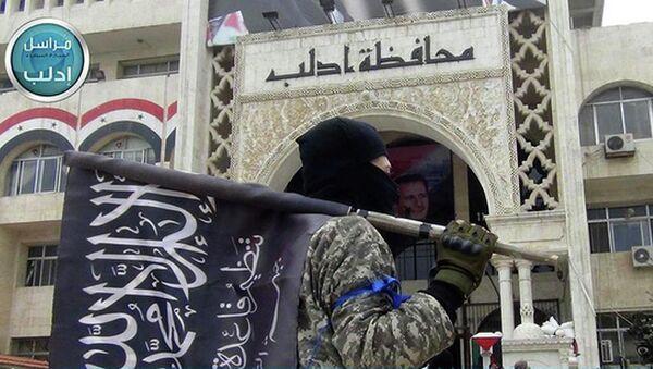 Припадници Ал каиде у Сирији - Sputnik Србија