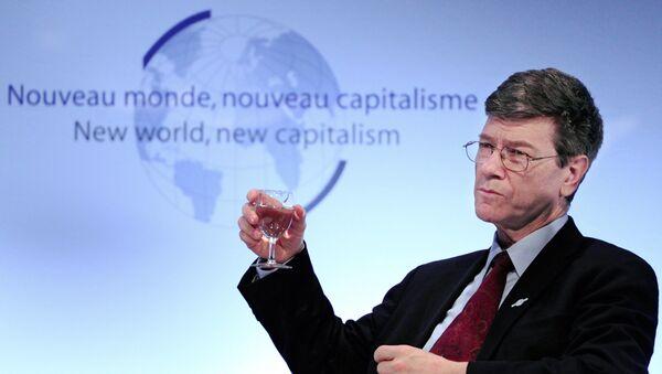 Džefri Saks, ekonomista - Sputnik Srbija