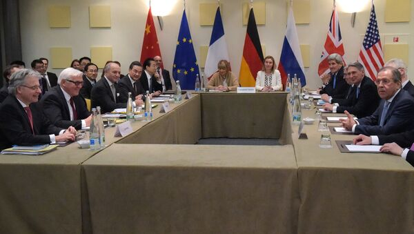 Peregovori šesterke o iranskom nuklearnom programu - Sputnik Srbija