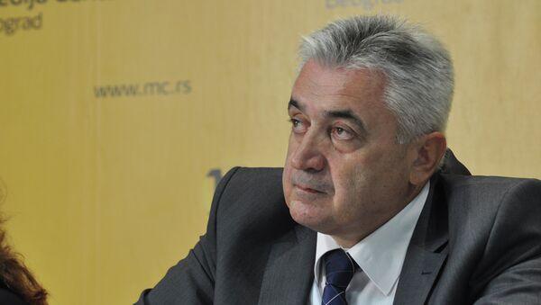 Veljko Odalović - Sputnik Srbija